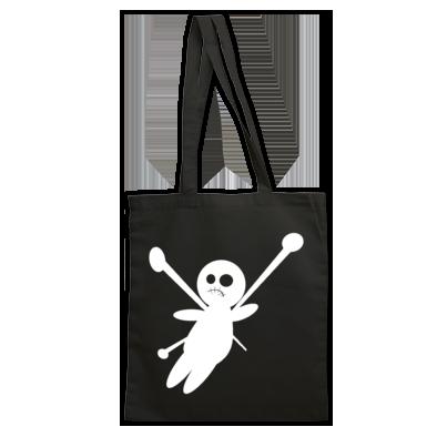 Bad Voodoo Logo Bag