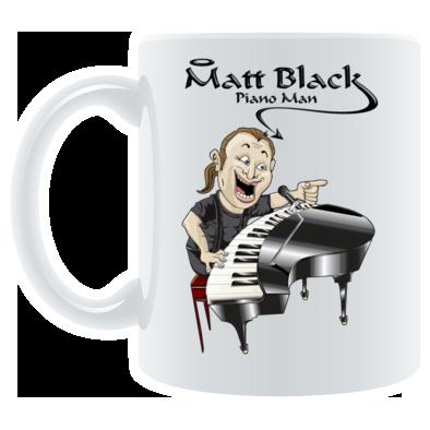 Mug with Caricature & Logo