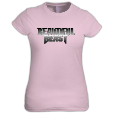 Girls' shirt 'Beast Logo'