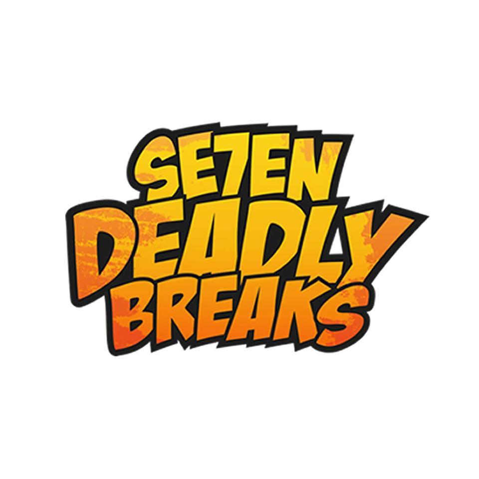 SE7EN DEADLY BREAKS MERCHANDISE