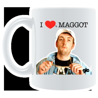 I LOVE's MAGGOT