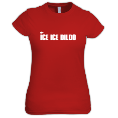 ICE ICE DILDO