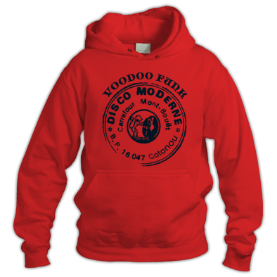 Hooded Disco Moderne