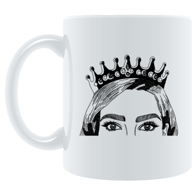 COLOUR POP CROWN Mug