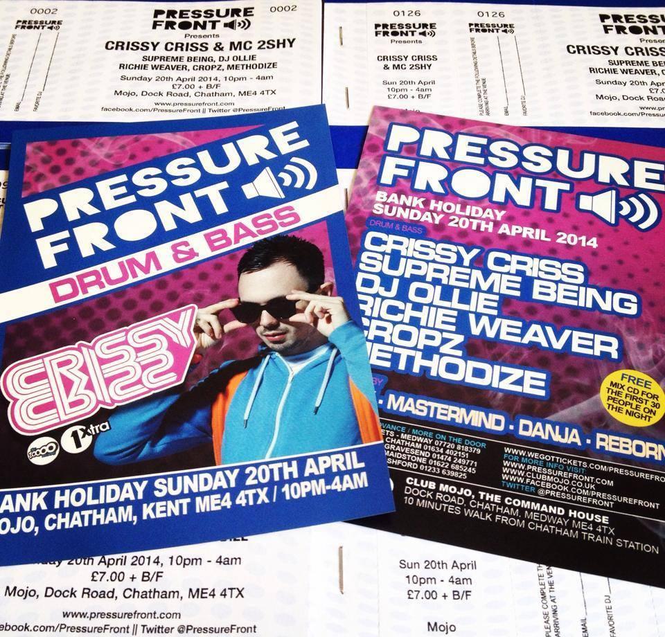Pressure Front