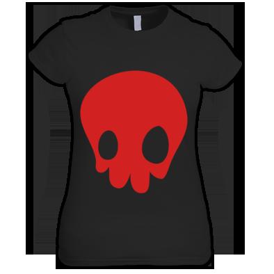 Killer Skull Tee Ladies