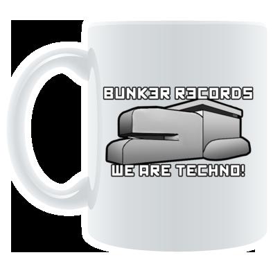 BUNK3R R3CORDS Logo