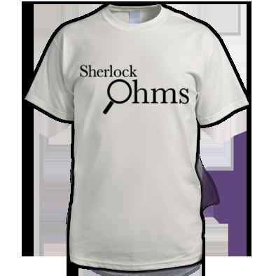 Sherlock Ohms logo