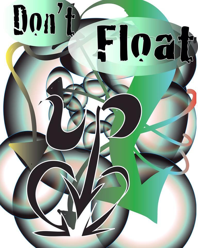 Don't Float Up! Swag