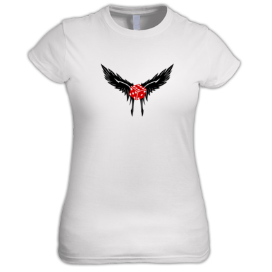Dice & Wings Tee (Women's)