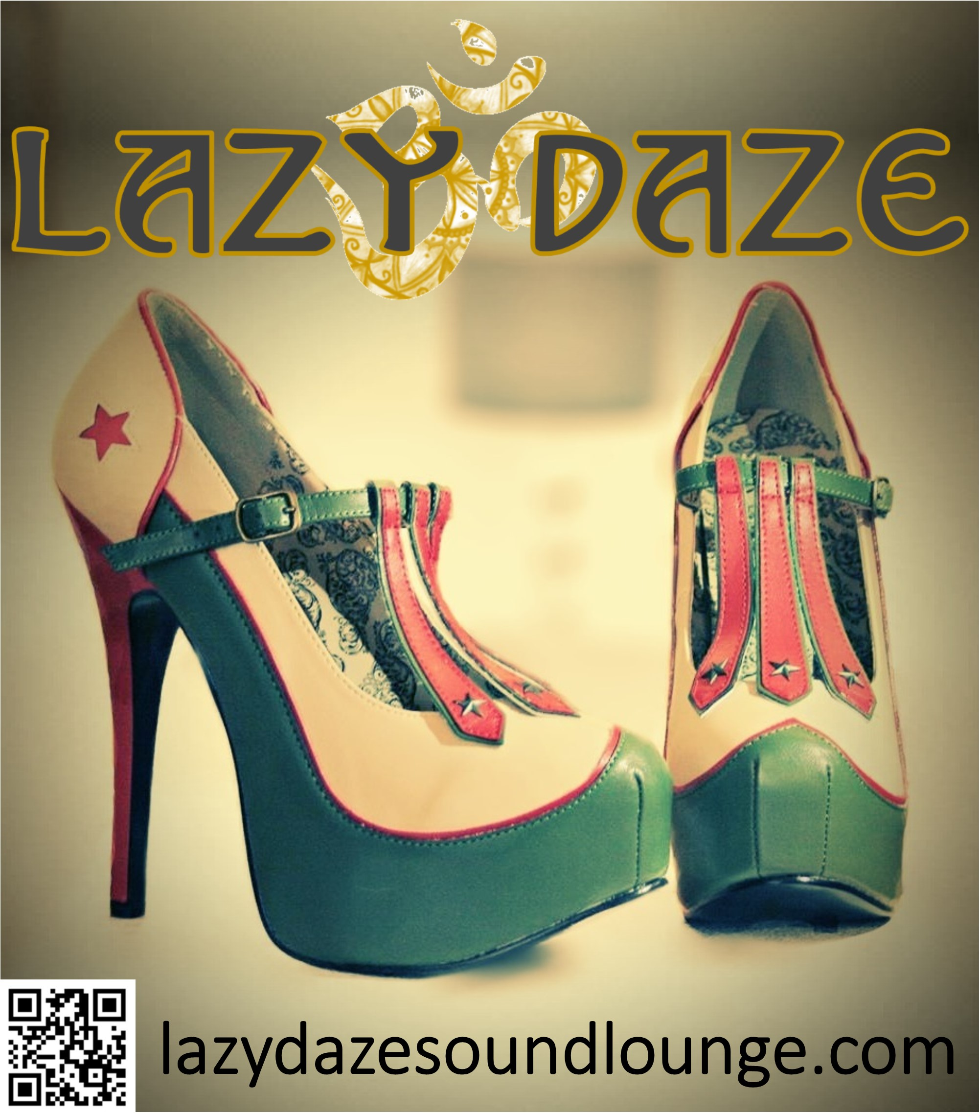 Lazy Daze t-shirts & more