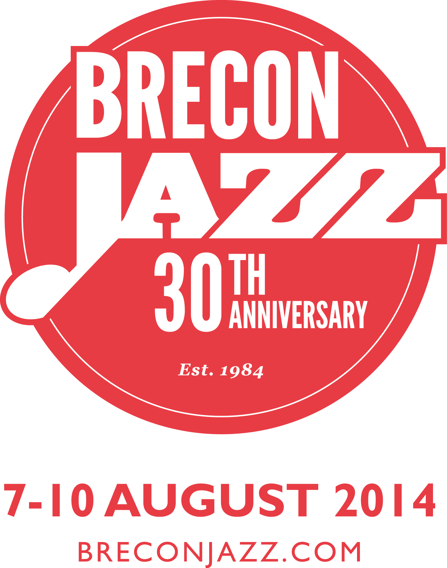 Brecon Jazz 2014 Merchandise