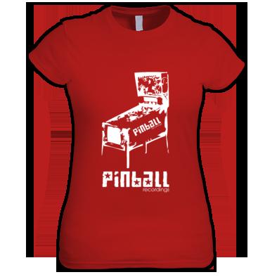Big Pinball logo print