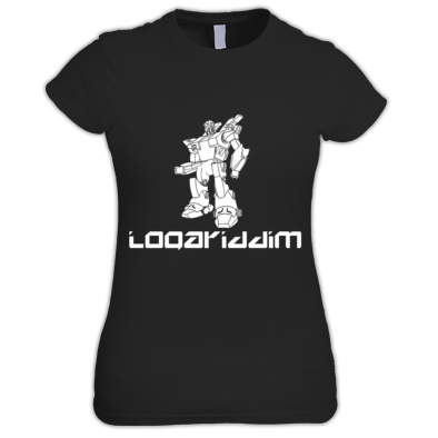 Logariddim Shirt 02 (Girls)