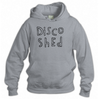 Disco Shed Outline