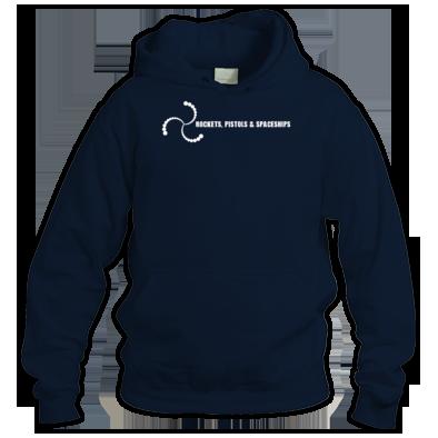 Rockets, Pistols & Spaceships 2 hoodie