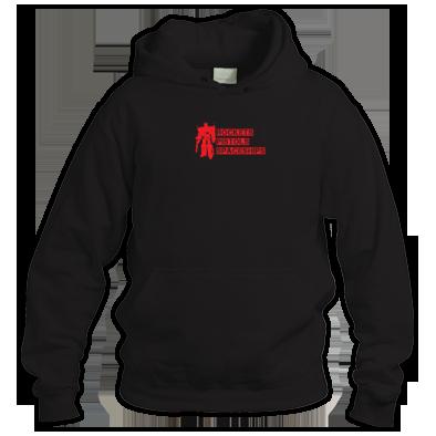 Rockets, Pistols & Spaceships 3 hoodie