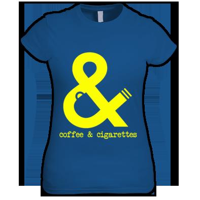 coffee & cigarettes girl