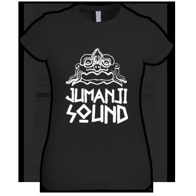 Jumanji Sound Logo Tee [WOMENS]