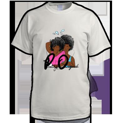 Pretty Original male T-shirt