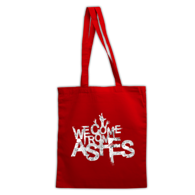 New Logo textured Tote bag