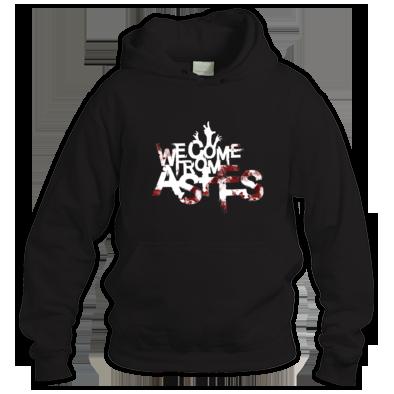 New Logo blood hoodie