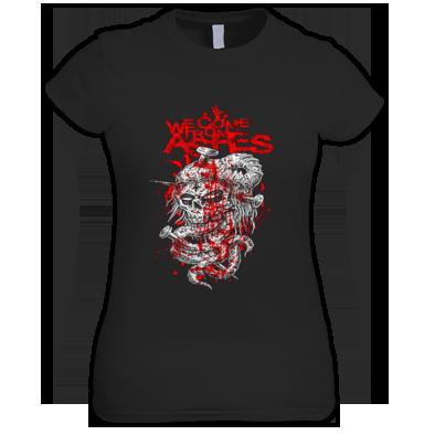 Nailed Womens Shirt