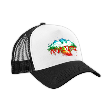 Ashesfest colour trucker cap