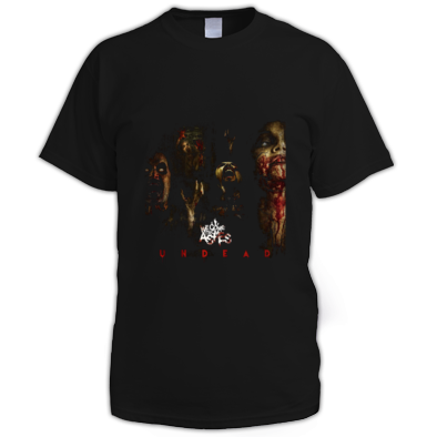 Undead Cover Mens Shirt