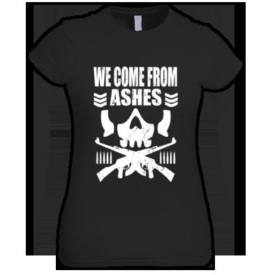 Bullet Ashes Womens Shirt