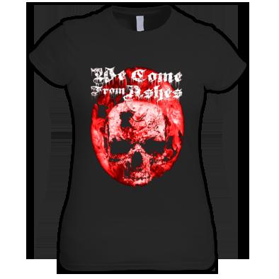 Skull Womens T Shirt
