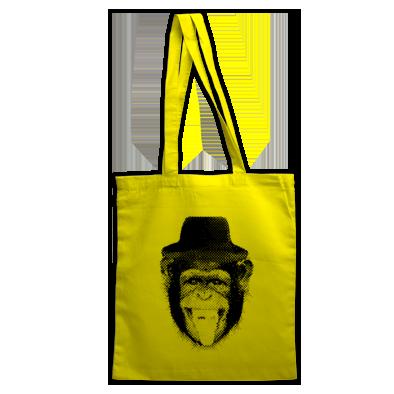 The Kubricks Chimp Tote Bag