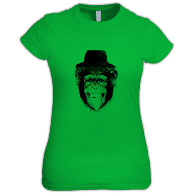 The Kubricks Chimp T-Shirt