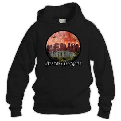 Mystary Records Stonehenge Logo Hoodie