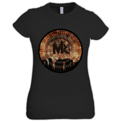 Mystary Records Devils Tower Logo Women's T-Shirt
