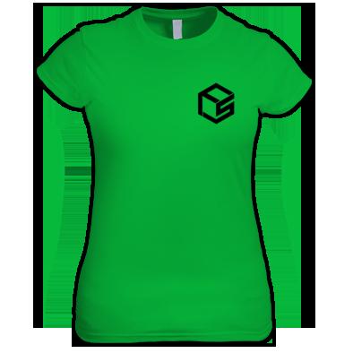 FSR Women's T-Shirt Left Black