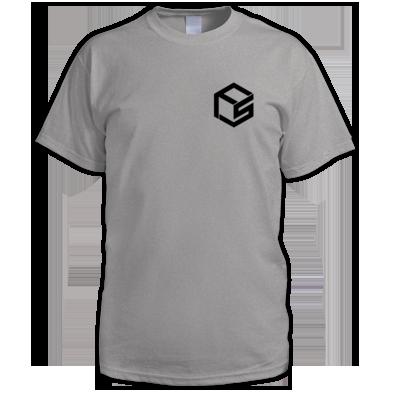 FSR Men's T-Shirt Left Black