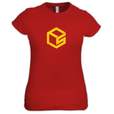 Golden FSR Women's T-Shirt