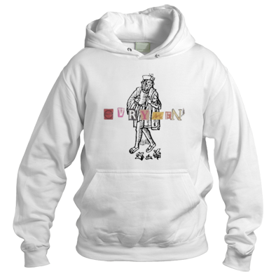 evrymeN. hoodie