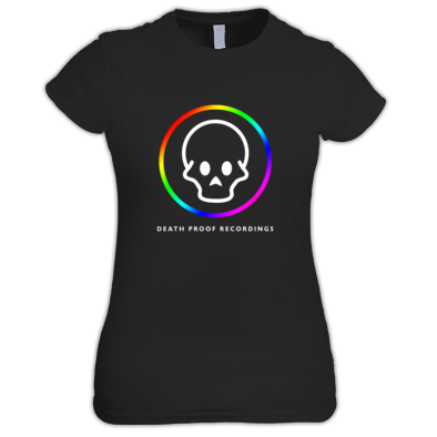 Death Proof Colours Lady Tshirt