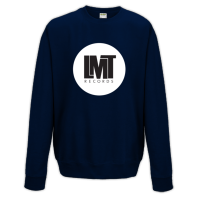 LMT Records Logo Crew Neck Sweater