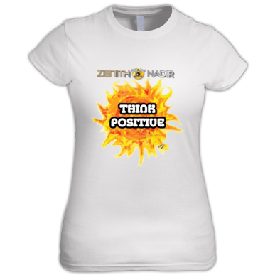 Zenith Nadir Think Positive Sun