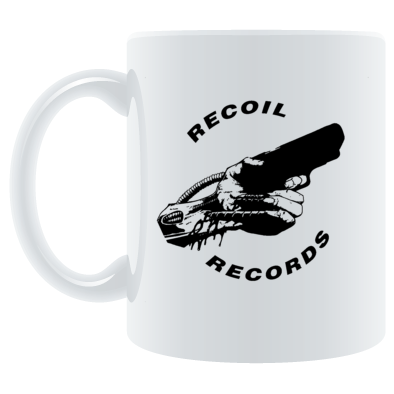 Recoil Records mug