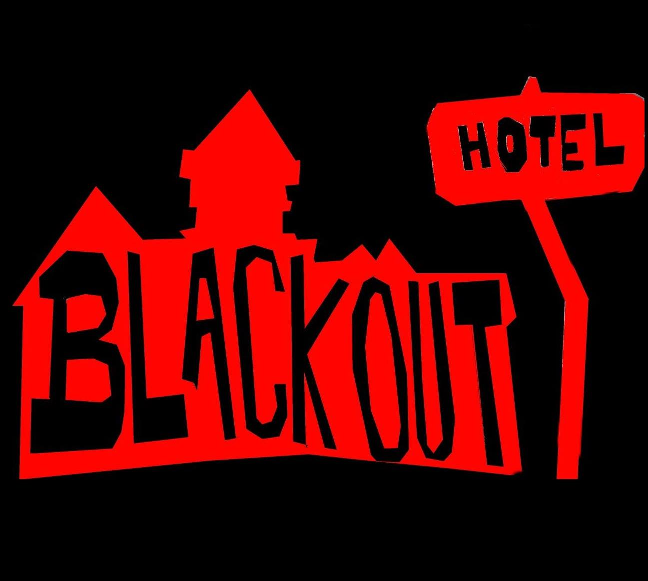 Blackout Hotel Merch Store