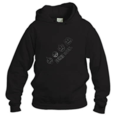 Blackout Hotel Heads Hoody