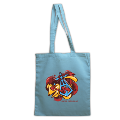 PR Splash Tote Bag