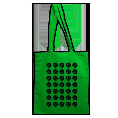 Black on Green