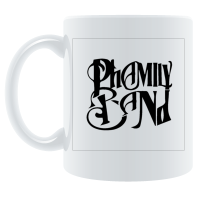 PhAMILY BANd Mug