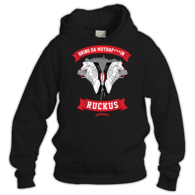 BRING DA RUCKUS HOODY FULL COLOUR
