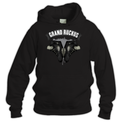 GRAND RUCKUS NIGHT 5 HOODY